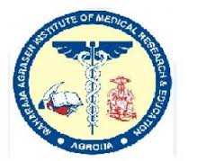 MAHARAJA AGARSAIN INSTITUTE OF MEDICAL RESEARCH & EDUCATION(MBBS SECTION)